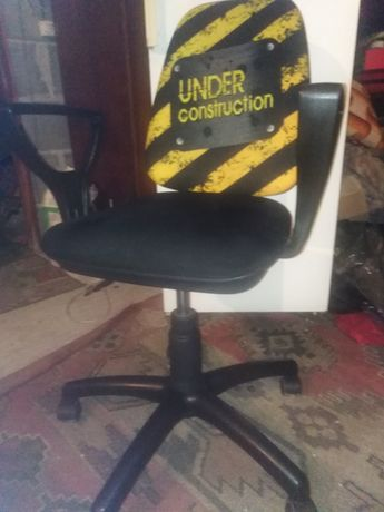 Fotel obrotowy biórowy
