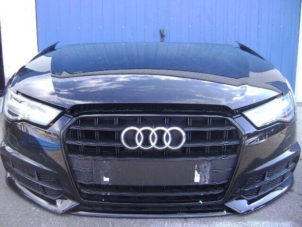 Audi A6 c7 s line, A4 b8, B9, A5 8t0, A3 фара , бампер, крило, капот