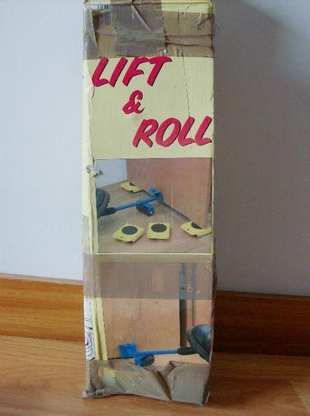 Lift & Roll novo, peças impecáveis apesar de caixa estar danificada.