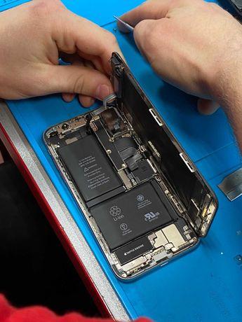ТЕРМІНОВА заміна батареї IPHONE/айфон на Оригінал!Гарантія 1 Рік!