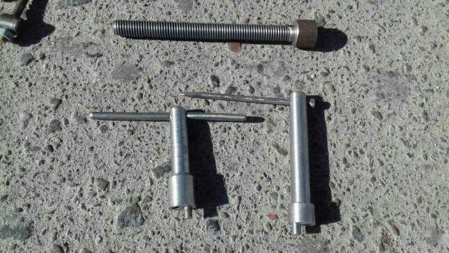 Продам штаба (штраба) , винтовые ключи, замок , гаражный замок
