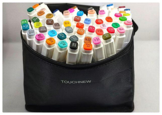 Маркеры TOUCHFIVE TouchNew 60 цветов. Оптимальное предложение!!!