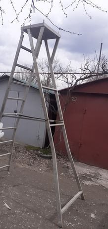 Лестница производства СССР