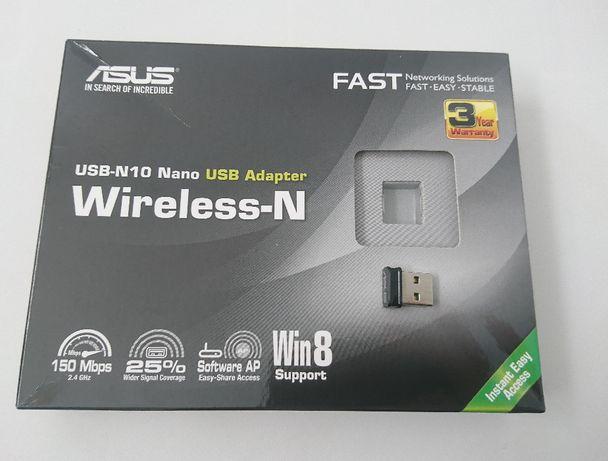 Adaptador Wifi Asus USB-N10