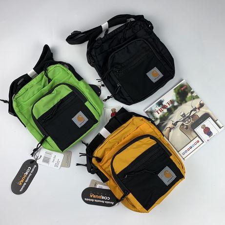 CARHARTT wip Delta Strap Bag месенджер сумка бананка барсетка