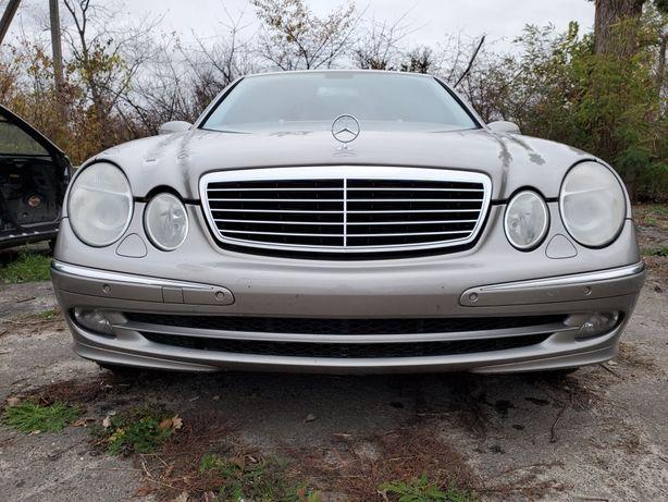 Бампер Капот Двери Крила Фара Усилитель Mercedes w211 w212 w221 ML164