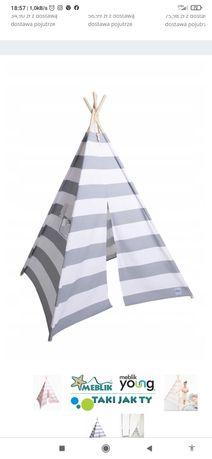 Namiot tipi firmy meblik siwo - biały