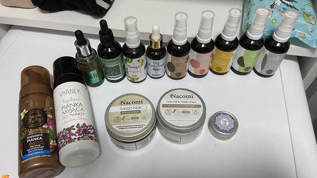 Kosmetyki do wlosow i twarzy