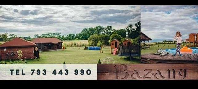 Agroturystyka Domki letniskowe Noclegi Roztocze Ranczo Bazany