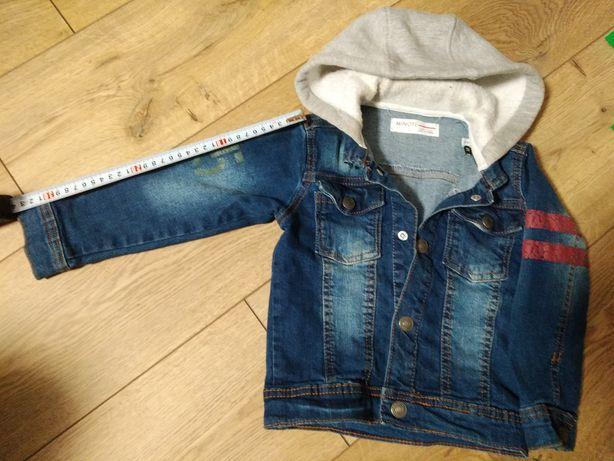 Куртка джинсова / джинсовка