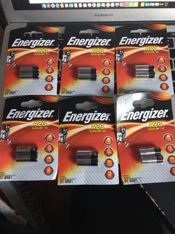 Pilhas energizer a23 12v 6 embalagens