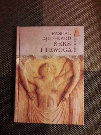 Seks i trwoga P. Quignard