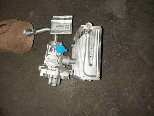 Automatico de gaz com queimador