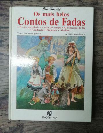 Livros infantis - ótimo estado