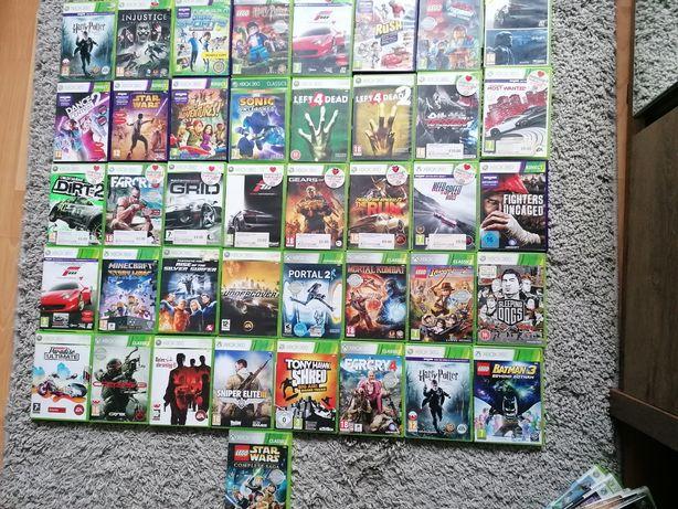 Gry Xbox 360 Forza dirt Lego nfs sonic Harry Potter far cry