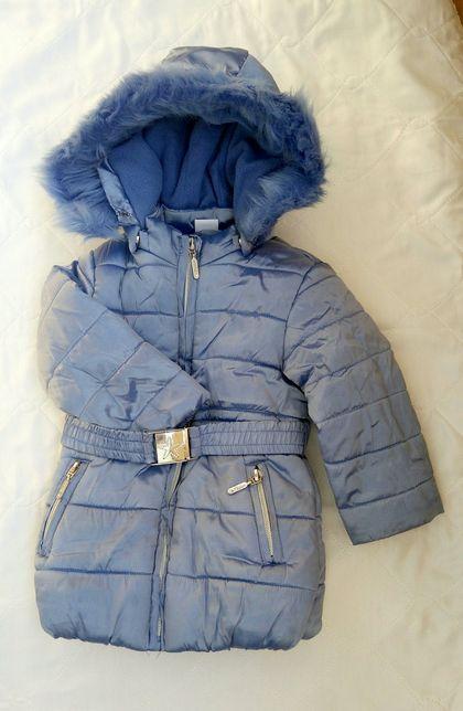 Зимняя куртка birba,р.80 еврозима демисезонная