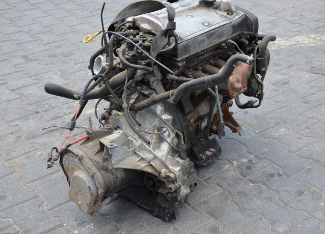 Silnik FORD PUMA 1.7 16V ZETEC-S Kod silnika MHA Skrzynia Biegów