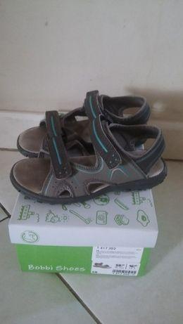 Sandały chłopięce 28