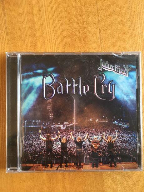 "Фирменный CD JUDAS PRIEST ""Battle Cry"" (2016)"