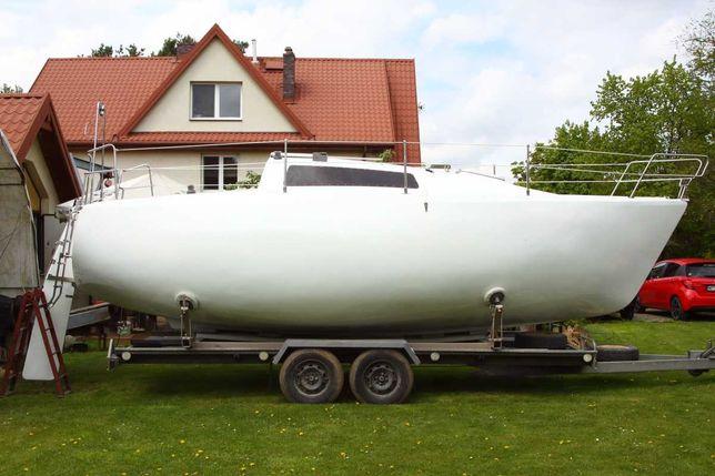 Jacht żaglowy Pegaz 696 , żaglówka