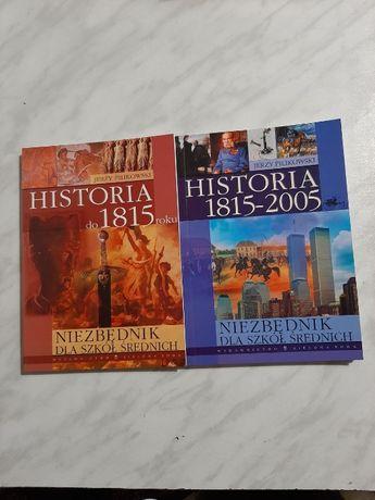 Historia - niezbędnik dla szkół średnich