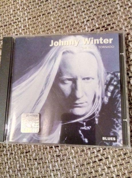 Johnny Winter The Texas Tornado CD