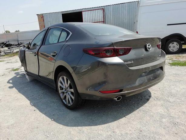 В разборе Mazda 3 Select 2020 Gray 2.5L