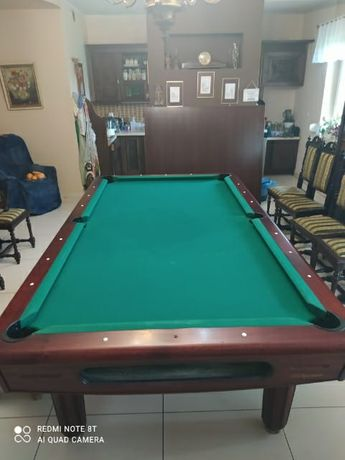 Stół do snookera Bally Wulff