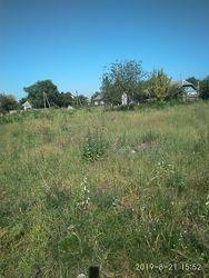 Продам земельный участок под застройку 18 соток  Операции