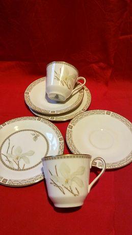 Porcelanowe trio-Royal Doulton