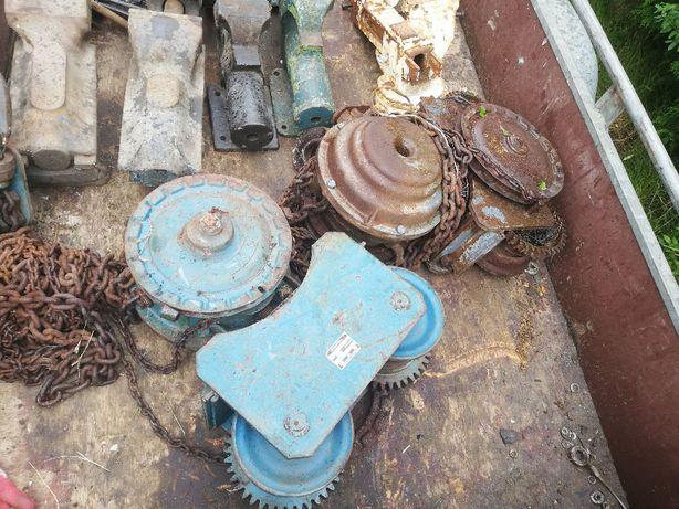 Wyciagarka łańcuchowa 3200kg Niemiecka Rugcug nieużywana