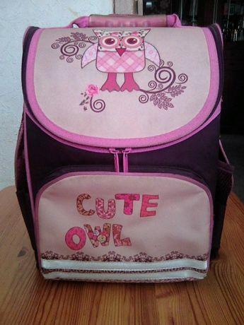 школьный рюкзак ранец kite для девочки