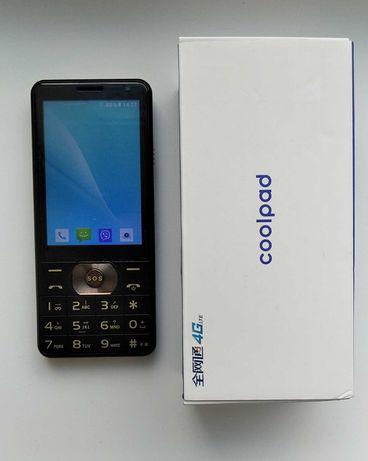 Кнопочный смартфон Coolpad