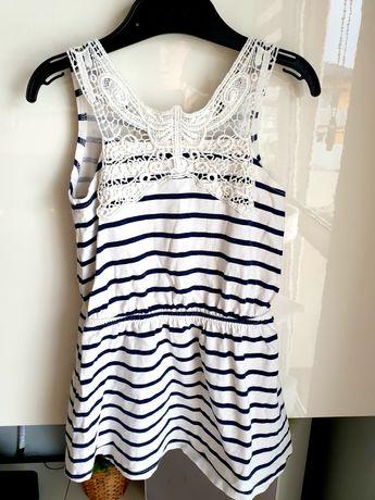 Sukienka H&M R.98/104 S.idealny