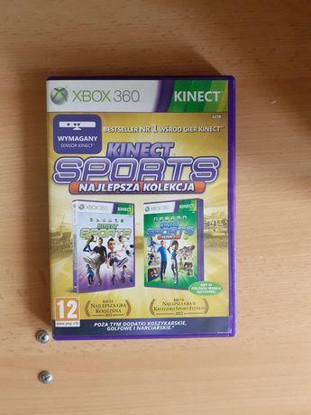 Gra Kinect Sports Sezon 1 i Sezon 2 na Xbox 360 Zadbana Pl