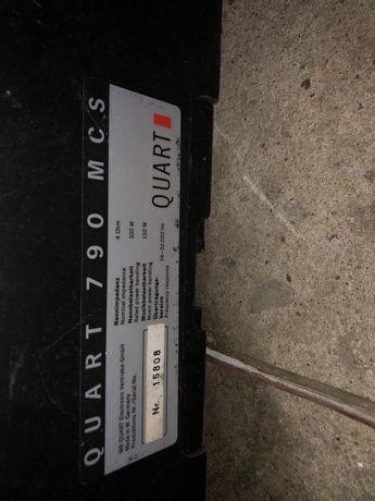 Audiofilskie kolumny podłogowe MB QUART 790 MCS