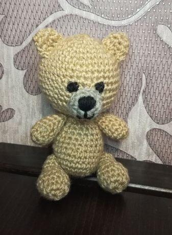Ведмедик Амігурумі