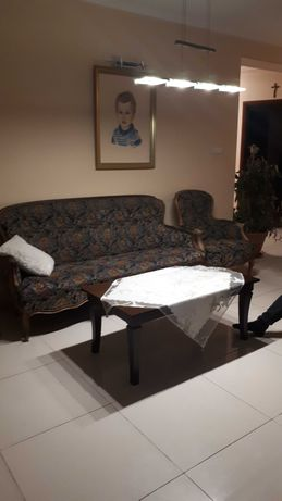 Komplet stylowy sofa +dwa fotele