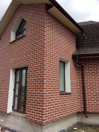 Термопанелі для утеплення фасаду та цоколю