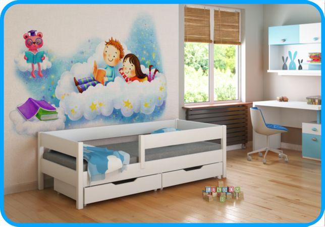 Детская кровать с защитным бортиком 140x70 160х80 Польша !!! -ДН