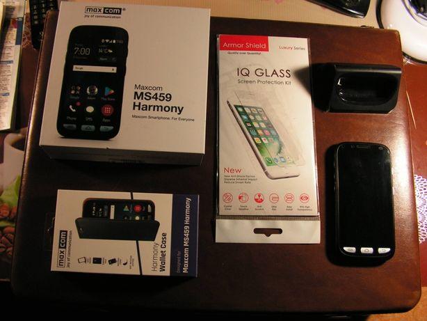 SUPER!! Smartfon dla SENIORA