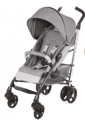 Продам детскую прогулочную коляску CHICCO LITE WAY TOP TITANIUM