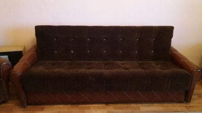 Wypoczynek Kanapa + 4 fotele