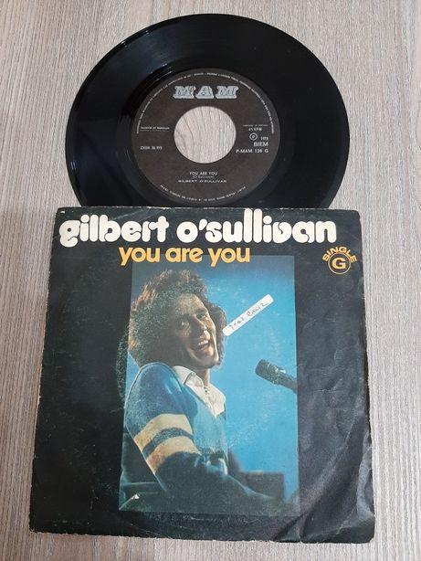 Gilbert O'Sullivan- Disco Vinil 45 rotações