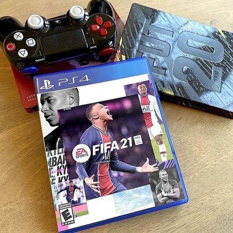 FIFA 21 2021 PS4 PlayStation 4 EA SPORT NBA 2k21 F1 maden NFL 21