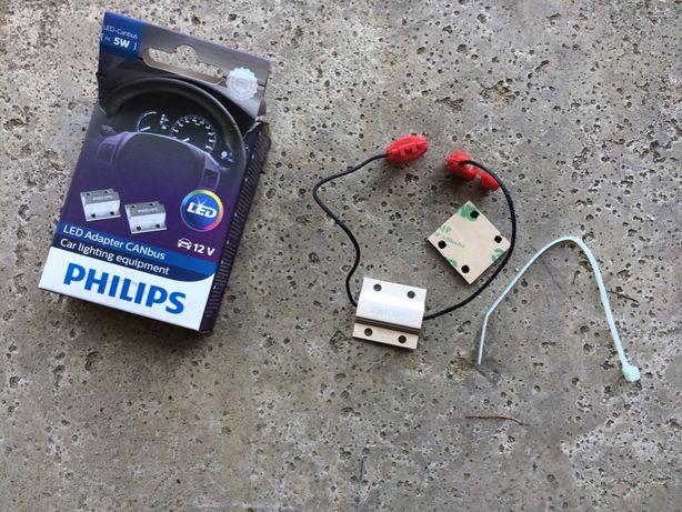 PHILIPS Adapter CANBUS do żarówek LED W5W 12V