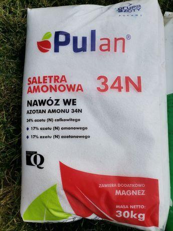Saletra amonowa 34 N