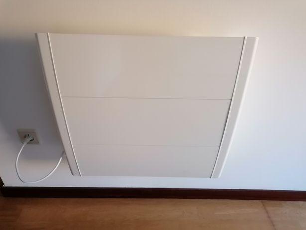 Aquecedor parede eléctrico