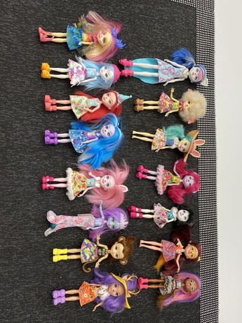 Sprzedam 15 lalek ENCHANTIMALS