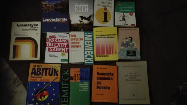 książki do nauki języka niemieckiego
